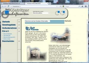 Koestritz.de 2000-2011