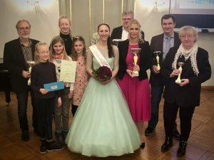 Dahlienkönigin & Gewinner WebAward 2018